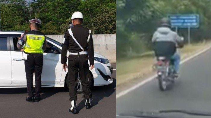 Info Larangan Mudik Malang: 38 Kendaraan Gagal Masuk Malang & Fakta Motor Plat N Masuk Tol