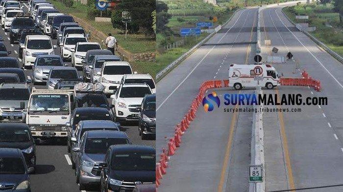 Info Mudik Malang Hari Ini Minggu 16 Mei 2021: 123 Mobil Putar Balik, Antisipasi Arus Balik Lebaran