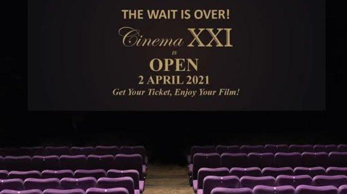 Peraturan Baru Nonton Bioskop di Surabaya, Berlaku Mulai 2 April 2021