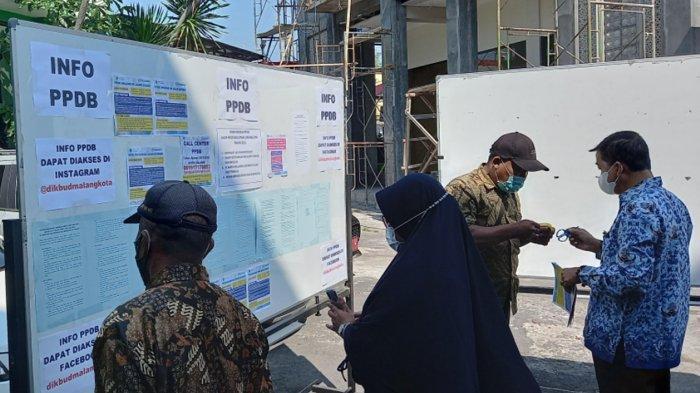 Dindikbud Kota Malang Tetapkan Jalur Zonasi PPDB 2021 SMP Capai 50 Persen
