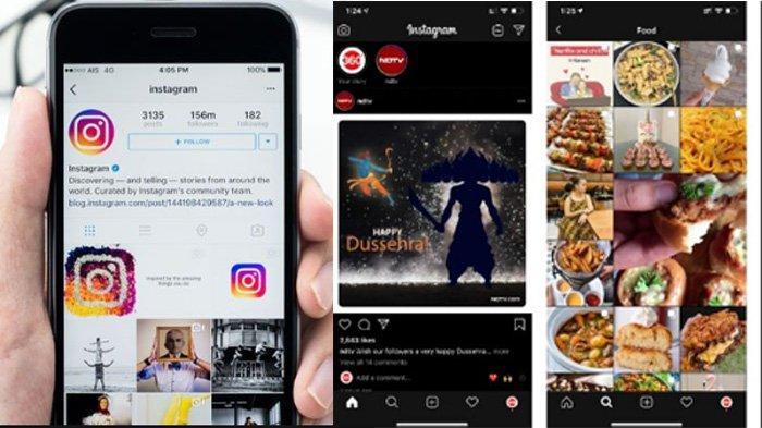 Ingin Tampilan Instagram Jadi Hitam & Hemat Baterai? Ikuti Cara Mudah Aktifkan Dark Mode Berikut Ini