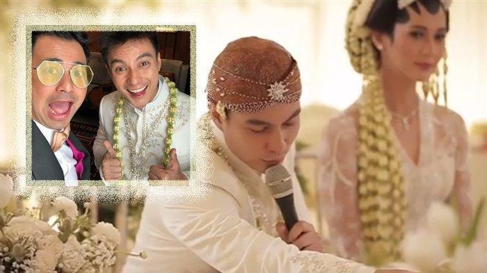 Kado Raffi Ahmad Untuk Pernikahan Baim Wong & Paula Verhoeven, Tidak Mewah, 1 Hal Ini Unik, Berkesan