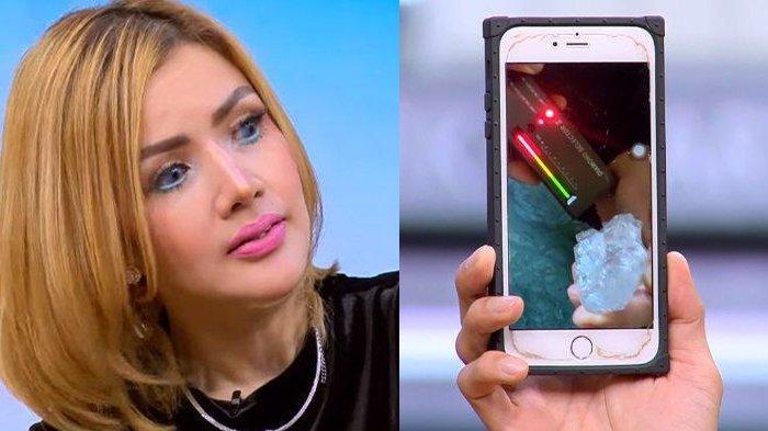 Inilah Bongkahan Berlian 1600 Karat Barbie Kumalasari, Benarkah Kini Saingi Ketajiran Hotman Paris?