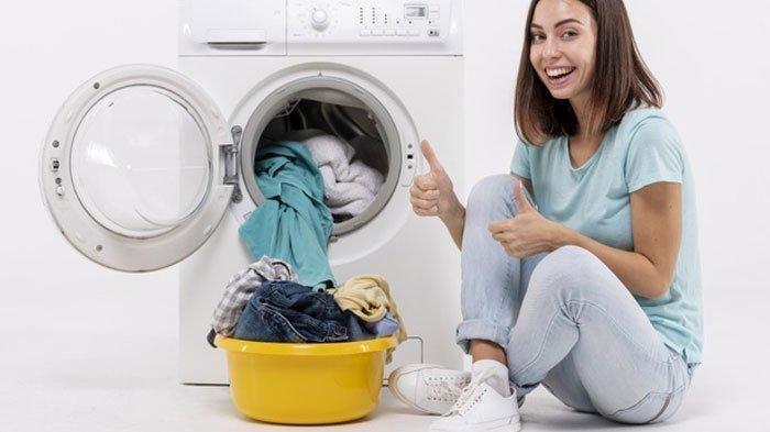Tisu Basah Jadi Rahasia Bersihkan Pakaian di Mesin Cuci, Baju Bisa Bebas Serat dan Bulu, Ini Caranya