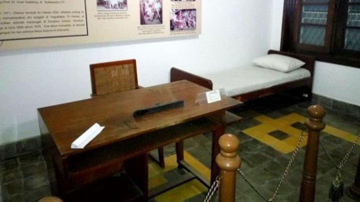 Kursi dan Tempat Tidur yang Digunakan Obama Kecil di Yogyakarta Masih Ada, Baca Kisahnya