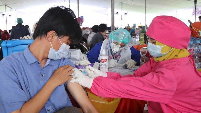 Insentif Untuk Nakes di Surabaya Dicairkan 100 Persen