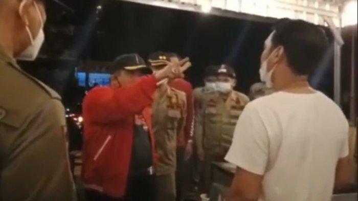 Viral Video Bupati Sukoharjo Ngamuk, Bentak dan Tuding Muka Pedagang, Wardoyo: Loh Kamu Berani