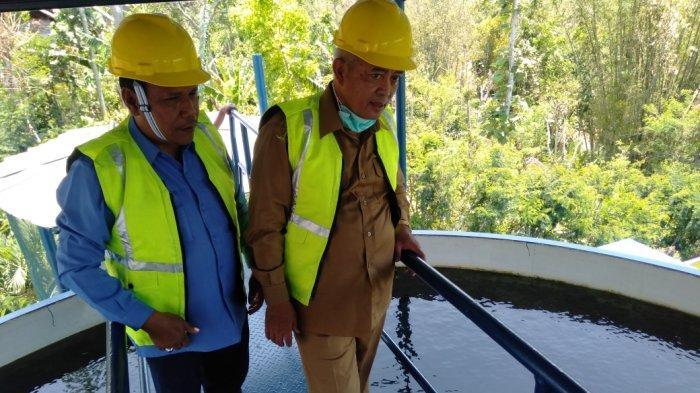 Bupati Malang Periksa Instalasi Pengolahan Air Minum Tirtoyudo, Dulu Habiskan Rp 12 Miliar