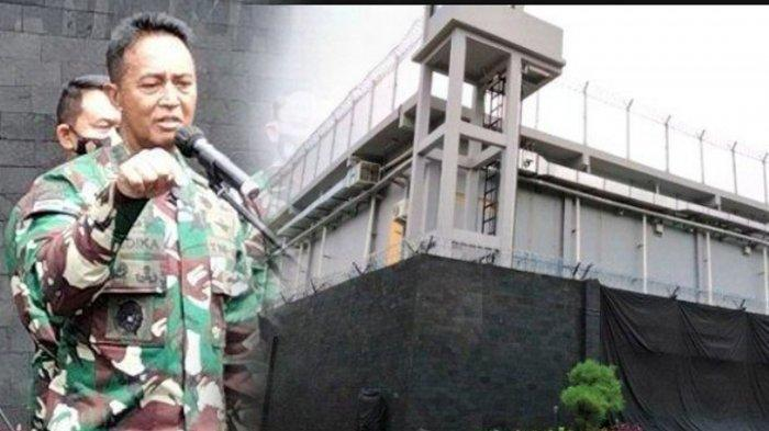 Tahanan Militer TNI AD Berteknologi Kecerdasan Buatan Senilai Rp 100 M Diresmikan, Bisa Untuk Sipil