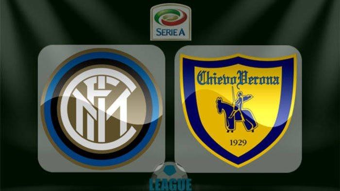 Live Streaming Inter Milan Vs Chievo Serie A - Pukul 21:00 WIB, Tonton di Sini!