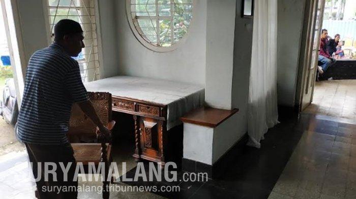 Arkeolog Datangi Bekas Rumah Bung Tomo di Kota Malang, Tak Ingin Kejadian di Surabaya Terulang