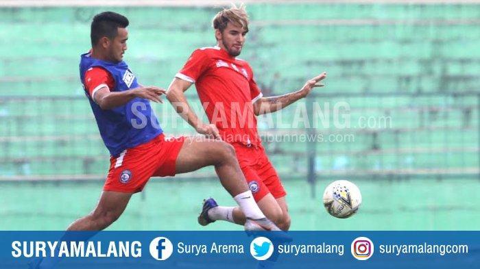 Kadung Dicoret Arema FC dengan Status Pinjaman, Pavel Smolyachenko Gagal Dapat Klub Baru