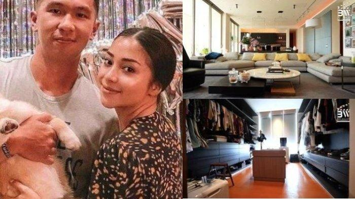 Potret Mewah Apartemen Nikita Willy dan Indra Priawan, Walk in Closet & Kaleng Kerupuk Bikin Salfok