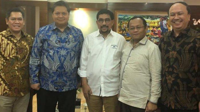 Tawaran Partai Golkar Bila Gabung Koalisi Pengusung Machfud Arifin di Pilwali Surabaya 2020