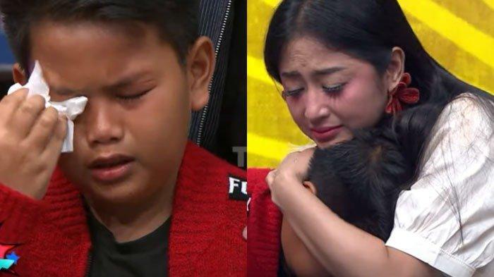 Isak Tangis Anak Dewi Perssik Kesepian di Rumah, Ibu Kerja Keras, Kata Terakhirnya Bikin Depe Haru
