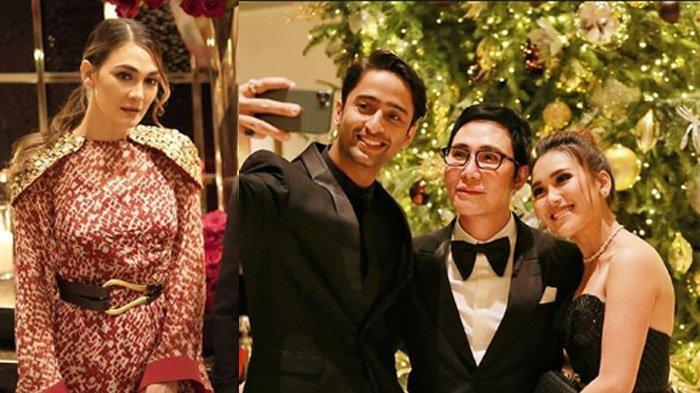 Isi Pertemuan Ayu Ting Ting, Luna Maya & Shaheer Sheikh di Singapura, Bahas Asmara dan Target 2020