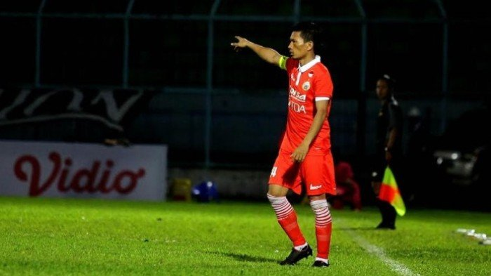 Ini Alasan Persija Jakarta Tak Masukan Ismed Sofyan di Piala Menpora 2021