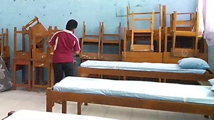 Pemkab Sidoarjo Manfaatkan Ruang Kelas Sekolah di Sidoarjo Untuk Tempat Isolasi Pasien Covid-19