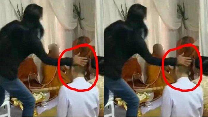 Istri Sah & Mertua Sekongkol Tempeleng Kepala Suami yang Nikah Diam-diam, Reaksinya Menjengkelkan