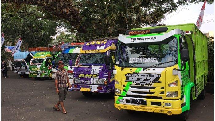 Asyik, Ada Pelayanan Gratis untuk Truk di GOR Ken Arok, Kota Malang, Syaratnya Adalah . . .