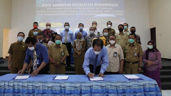 ITN Malang akan Akaui Sejumlah Mata Pelajaran Siswa Lulusan SMK Sebanyak 18-24 SKS