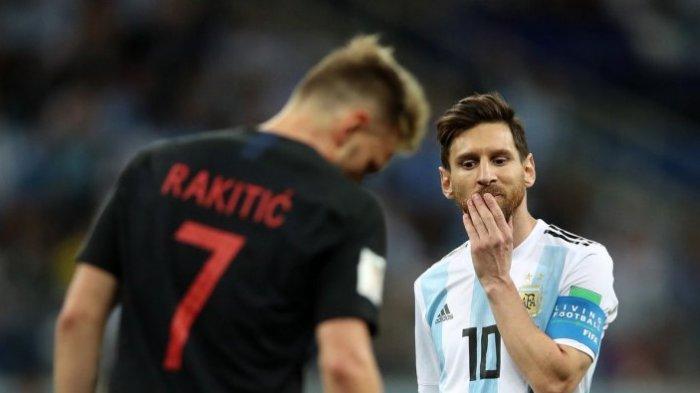Kroasia Maju ke Babak 16 Besar, Argentina Berharap Keajaiban saat Lawan Nigeria