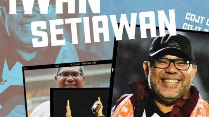 Iwan Setiawan Jadi Pelatih Persela Lamongan di Liga 1 2021