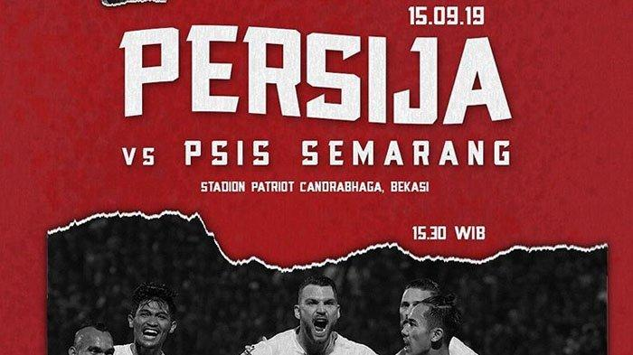 Jadwal Acara SCTV TRANS TV GTV RCTI Indosiar TVONE Hari Minggu 15 September 2019, Laga Liga 1 2019