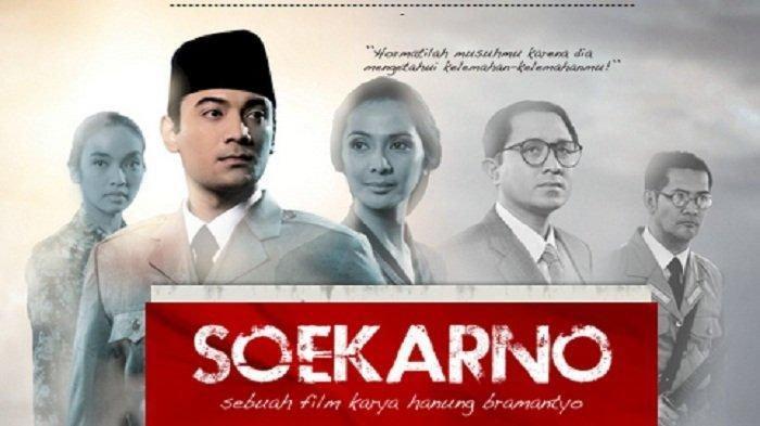 Jadwal Acara SCTV TRANS TV GTV RCTI Indosiar TVONE Minggu 6 Oktober 2019: Ada FTV & Film Soekarno