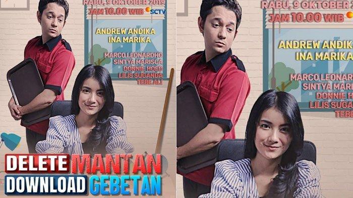 Jadwal Acara SCTV TRANS TV GTV RCTI Indosiar TVONE Rabu 9 Oktober 2019, Ada Film Pilihan dan FTV