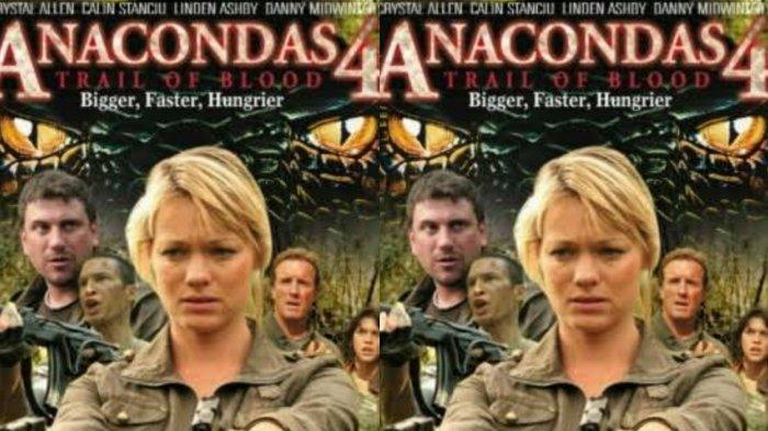 Jadwal Acara SCTV TRANS TV GTV RCTI Indosiar tvOne Minggu 13 Oktober 2019, Ada Film Anacondas