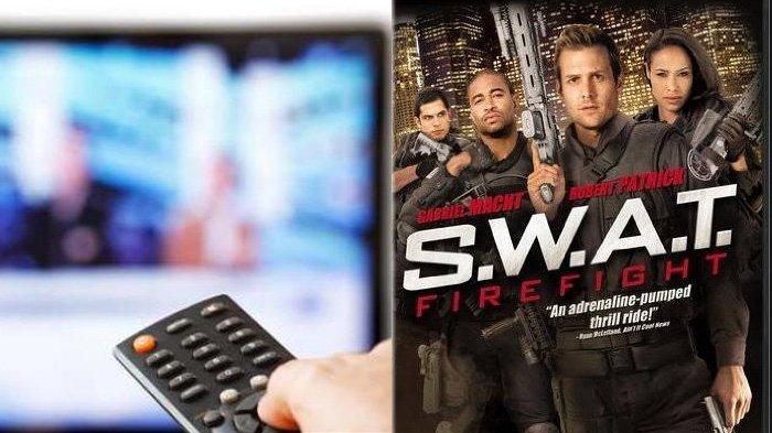 Jadwal Acara SCTV TRANS TV GTV RCTI Indosiar tvOne Kamis 16 Januari 2020, Film S.W.A.T.: FIREFIGHT