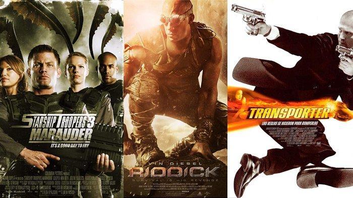 Jadwal Acara SCTV TRANS TV GTV RCTI Indosiar tvOne Selasa 28 Januari 2020, Ada Film Bioskop Riddick