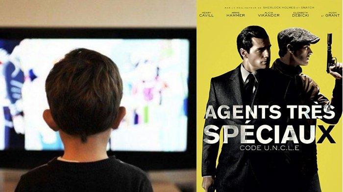 Jadwal Acara SCTV TRANS TV GTV RCTI Indosiar tvOne Selasa 7 Januari, Ada Film The Man From U.N.C.L.E