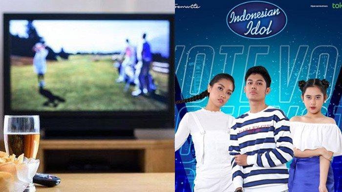 Jadwal Acara SCTV TRANS TV GTV RCTI Indosiar tvOne, Senin 23 Desember 2019, Ada Indonesian Idol