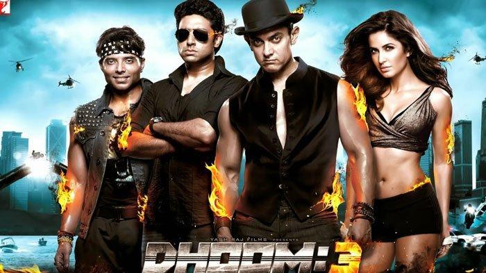 Sinopsis Dhoom 3 Mega Bollywood India ANTV Hari Ini 22 Mei 2020: Aksi Balas Dendam Pemain Sirkus
