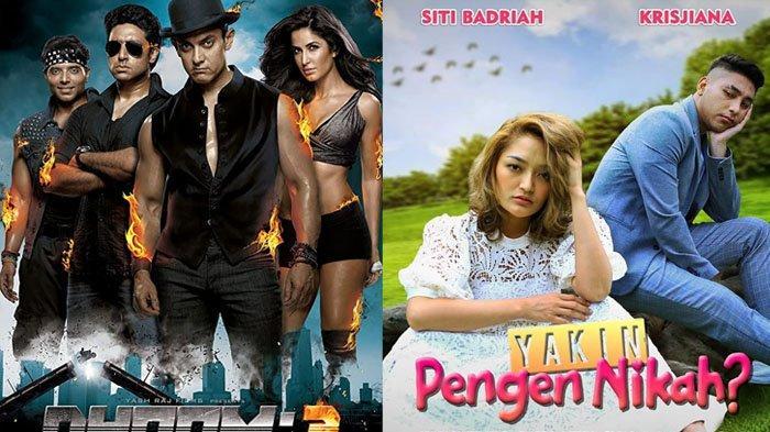 Jadwal Acara TV Hari Ini 7 April 2020 SCTV TRANS RCTI Indosiar GTV ANTV, Ada FTV & Film Dhoom 3
