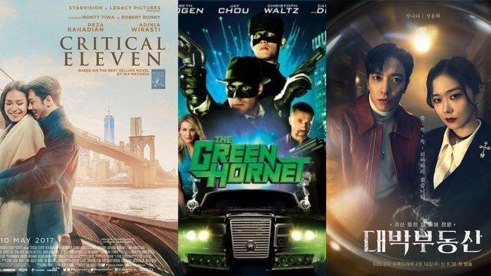 Jadwal Acara TV Hari Ini Kamis 15 Juli 2021, SCTV TRANS RCTI Indosiar GTV NET: Ada Film Pilihan