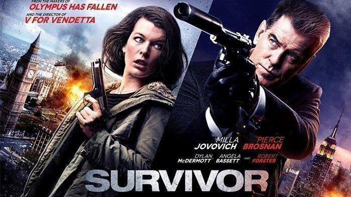 Jadwal Acara TV Hari Ini Minggu 27 Juni 2021 dan Sinopsis Film Survivor Tayang di Trans TV