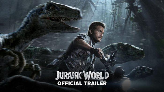 Jadwal Acara TV Hari Ini Senin 19 Juli 2021, SCTV TRANS RCTI Indosiar GTV NET: Film Jurassic World