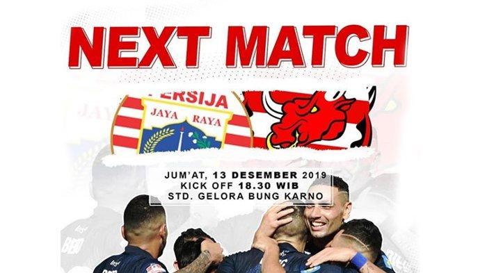 Jadwal Acara SCTV TRANS TV GTV RCTI Indosiar TVONE Jumat 13 Desember, Ada Persija vs Madura United