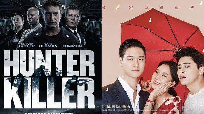 Jadwal Acara TV Kamis 12 Agustus 2021 SCTV TRANS RCTI Indosiar GTV ANTV NET: Ada Film Hunter KIller