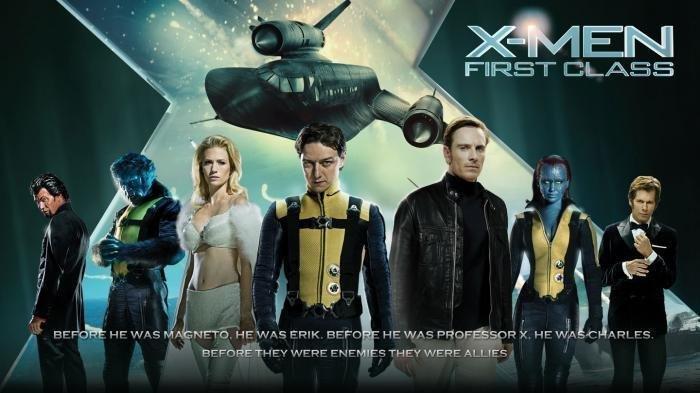 Jadwal Acara SCTV TRANS TV GTV RCTI Indosiar TVONE Kamis 19 Desember, Ada X-Men: First Class
