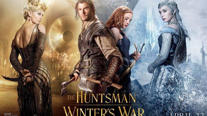 Jadwal Acara TV Kamis 9 September 2021 SCTV TRANS RCTI GTV ANTV NET: Ada The Huntsman: Winter's War