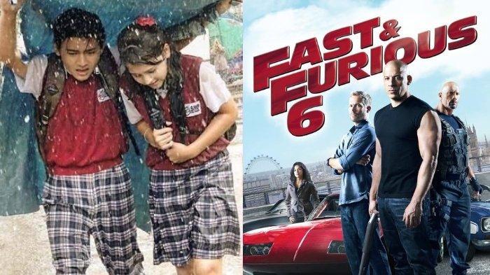 Jadwal Acara TV Minggu 19 Juli 2020, TRANS ANTV GTV RCTI SCTV: Fast & Furious 6 dan Dari Jendela SMP