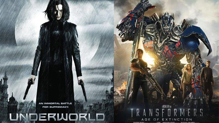 Jadwal Acara TV Rabu 11 Agustus 2021 SCTV TRANS RCTI Indosiar GTV ANTV NET: Underworld & Transformer