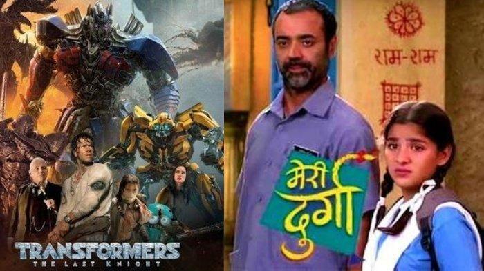 Jadwal Acara TV Sabtu 1 Agustus 2020, TRANS ANTV RCTI GTV: Transformers The Last Knight & Meri Durga
