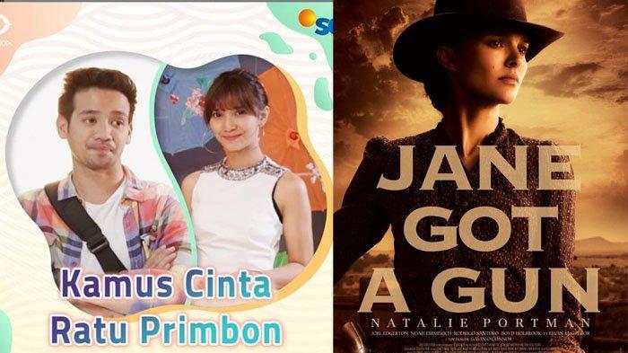 Jadwal Acara TV Sabtu 18 Juli 2020, SCTV TRANS RCTI Indosiar GTV ANTV: FTV dan Film Jane Got a Gun