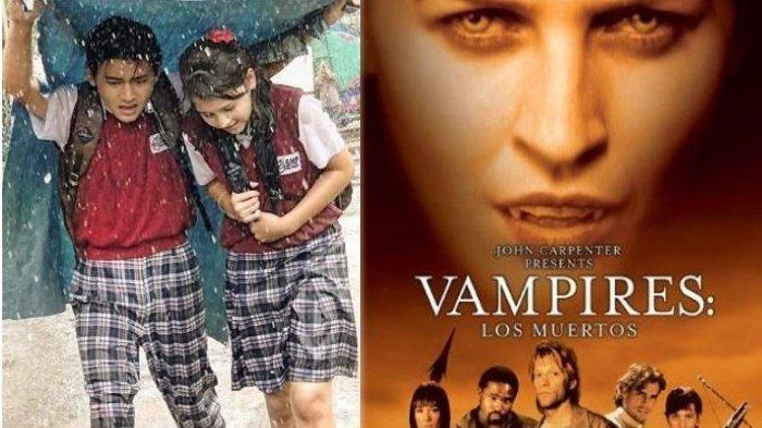 Jadwal Acara TV Sabtu 25 Juli 2020, TRANS ANTV RCTI GTV: Ada Vampires Los Muertos & Dari Jendela SMP