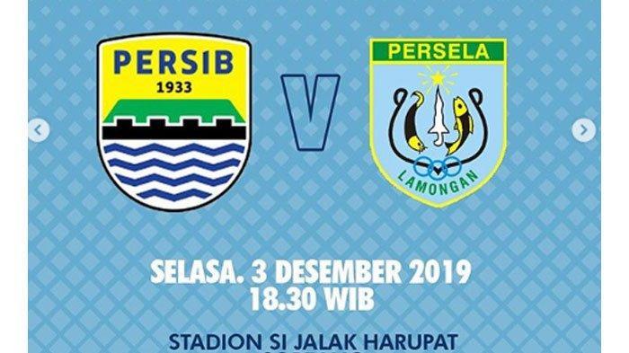 Jadwal Acara SCTV TRANS TV GTV RCTI Indosiar TVONE Selasa 3 Desember, Ada Persib vs Persela